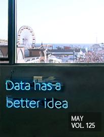 <strong>[6월]</strong> Data has a better idea