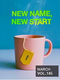 <strong>[3월]</strong> New name, New start