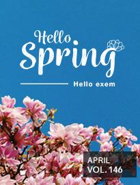 <strong>[4월]</strong> Hello, spring