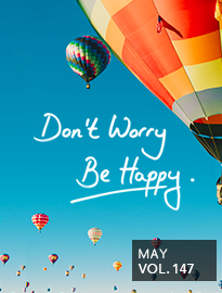 <strong>[5월]</strong> Don't Worry, Be Happy